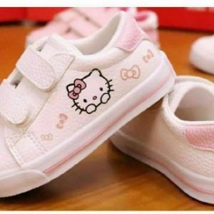 کفش کتانی دخترانه کیتی
