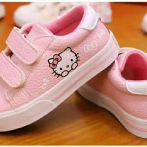 کفش کتانی دخترانه کیتی-تصویر 2