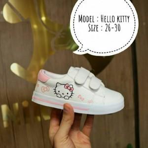 کفش کتانی دخترانه کیتی-تصویر 3