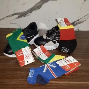 جوراب پرچمی پک ۴تایی-تصویر 5