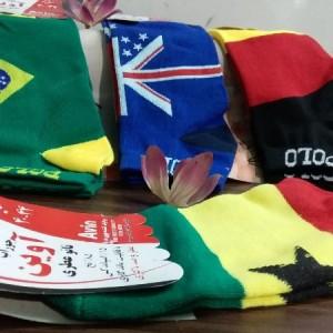 جوراب پرچمی پک ۴تایی-تصویر 2