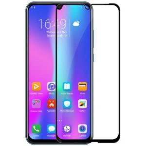 محافظ صفحه شیشه ای تمام صفحه تمام چسب Huawei Honor 10