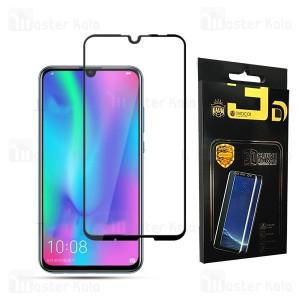 محافظ صفحه شیشه ای تمام صفحه تمام چسب هواوی Huawei Honor 10
