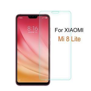 گلس محافظ تمام صفحه گوشی شیائومیXiaomi Mi 8 Lite