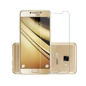 گلس شیشه ای Samsung C7