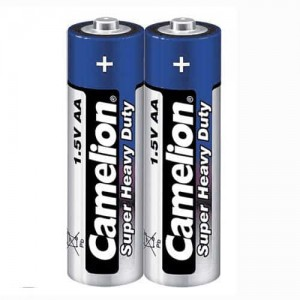 باتری 2 تایی قلمی Camelion AA