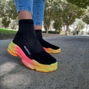 کفش بالنسیاگا بافتی