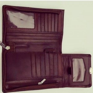 کیف پاسپورتی چرم طبیعی-تصویر 2