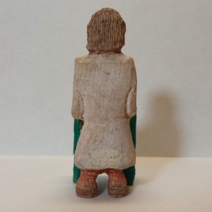 مجسمه چوبی ، آدمک چوبی ، داروساز ، دکتر داروساز ، داروسازی-تصویر 4