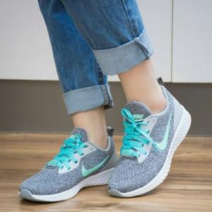 کفش کتانی بافتی مدل نایک زیره eva-تصویر 2