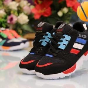 کفش ورزشی کویر سه خط رنگی 27 تا 36