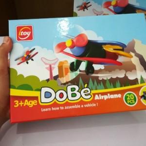 ساختنی هواپیما دوبی ( پازل سه بعدی )-تصویر 4