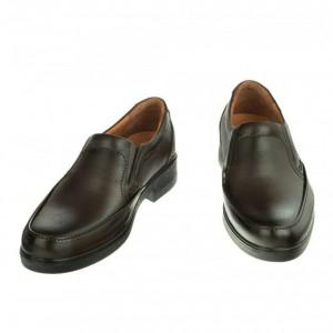 کفش تمام چرم مجلسی مردانه مدل t10
