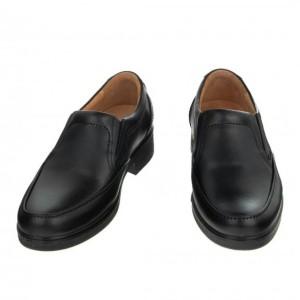 کفش تمام چرم مجلسی مردانه مدل t10-تصویر 4