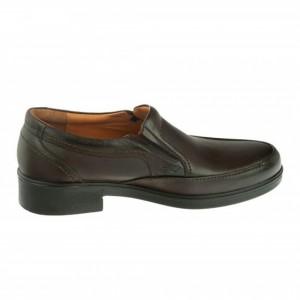 کفش تمام چرم مجلسی مردانه مدل t10-تصویر 2