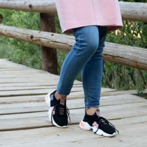 کفش کتونی بافت دو خط-تصویر 2