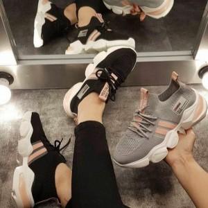 کفش کتونی بافت دو خط-تصویر 3