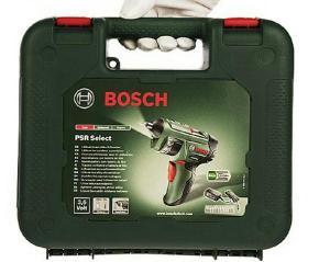 پیچ گوشتی شارژی بوش Bosch-تصویر 3
