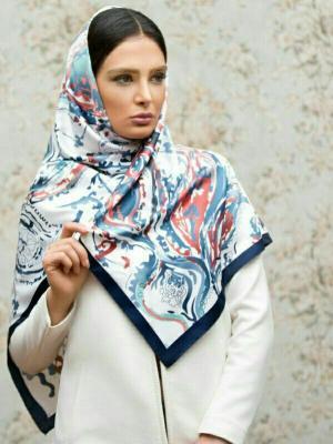 روسری ساتن hps کد ۲۴۰۱-تصویر 2