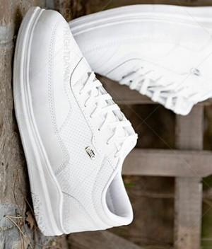 کفش اسپورت سفید مدل ITALY-تصویر 2