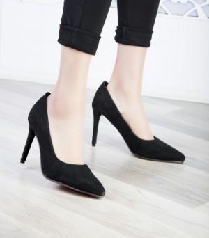 کفش مجلسی مخملی
