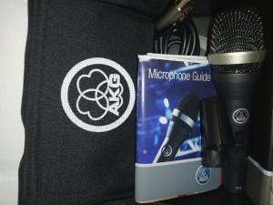 میکروفن داینامیک AKGمدلd5s-تصویر 3