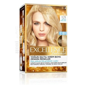 کیت رنگ موی لورآل پاریس مدل Excellence شماره 121