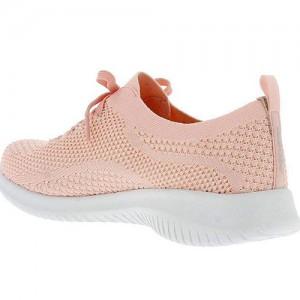 کفش مخصوص پیاده روی زنانه اسکچرز مدل MIRACLE 12841LTPK-تصویر 3