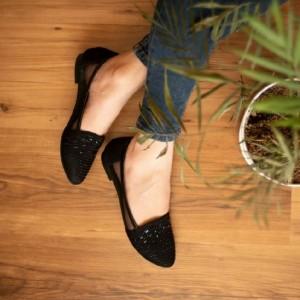 کفش مجلسی تخت زنانه