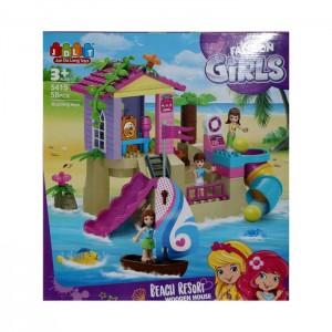 لگو دخترانه JDLT مدل دختران فشن کد5415