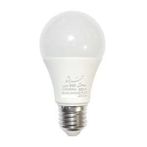 لامپ ۹ وات ال ای دی سفید تیراژه