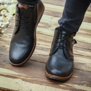 کفش چرم مردانه Gucci مدل Premium-تصویر 2