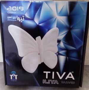 آنتن رومیزی و هوایی تیوا ایلیا مدل پروانه-تصویر 2