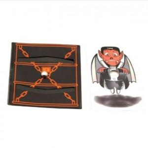 ابزار شعبده بازی دنیای سرگرمی های کمیاب طرح کارت منتال دراکولا-تصویر 2