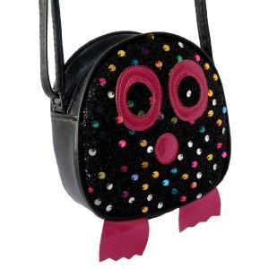 کیف دخترانه طرح جغد-تصویر 2