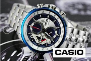 ساعت ضد آب کاسیو Casio EF-55۸-تصویر 2