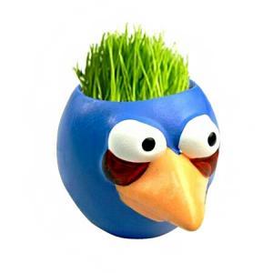 سبزه عید طرح Angry Birds-تصویر 3