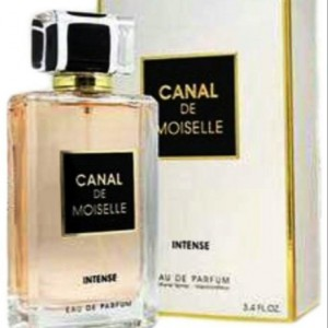 عطر زنانه Canal de Moiselle Intense 100ml EDP