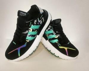 کفش مخصوص پیاده روی آدیداس جوگر زنانه-تصویر 2