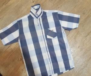پیراهن پسرانه چهارخونه-تصویر 2