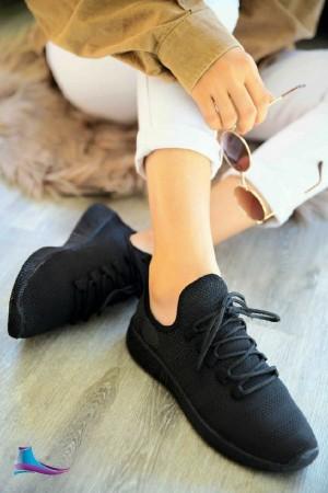 کفش کتانی اسپرت جورابی-تصویر 3