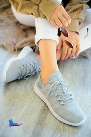 کفش کتانی اسپرت جورابی-تصویر 4