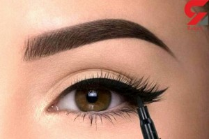 خط چشم ماژیکی-تصویر 2
