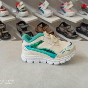 کفش اولین پیاده روی کتانی المپیک بچگانه-تصویر 3