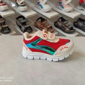 کفش اولین پیاده روی کتانی المپیک بچگانه-تصویر 2