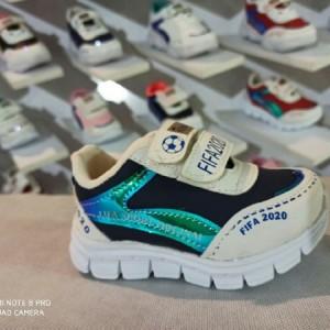کفش اولین پیاده روی کتانی المپیک بچگانه