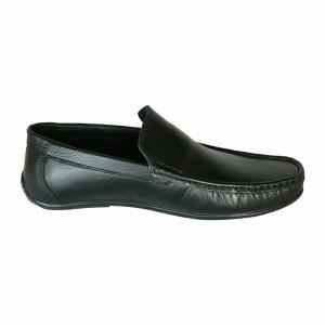 کفش مجلسی کالج مردانه تمام چرم-تصویر 2