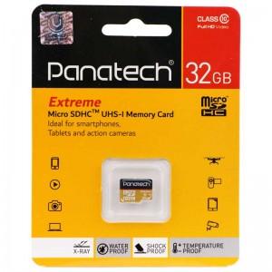رم میکرو ۳۲ گیگ پاناتک Panatech Extreme U1