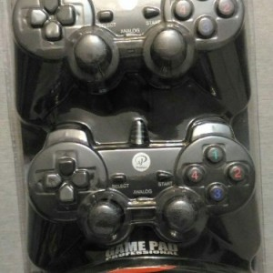 دسته بازی Dual شوک مخصوص PC