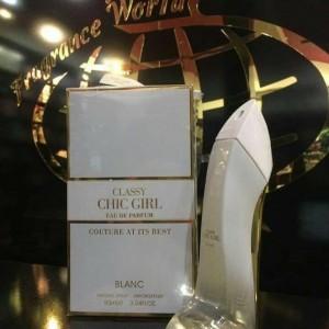 ادکلن گودگرل سفید چیک گرل اماراتی